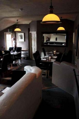 Bates Restaurant - Rathdrum County Wicklow Ireland - interior