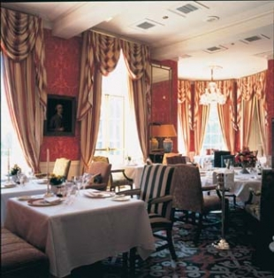 The K Club - Straffan County Kildare Ireland - Dining Room