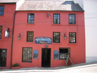 Mary Anns Bar & Restaurant - Castletownshend County Cork ireland