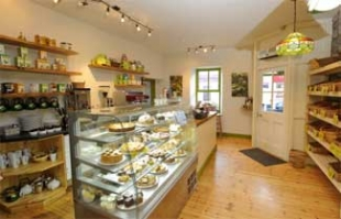 The Old Barracks Pantry, Bakery & Restaurant - Athenry County Galway Ireland - bakery