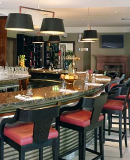 The Twelve Hotel - Barna County Galway Ireland - Pins Bar