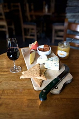 QCs - Cahirciveen County Kerry Ireland - Cheese Platter
