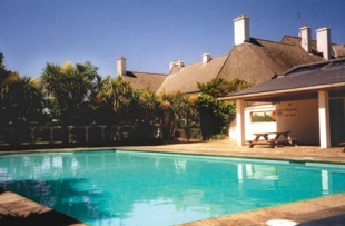 Renvyle House Hotel - Swimming Pool