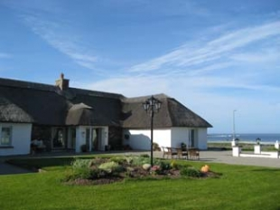 Red Cliff Lodge - Spanish Point County Clare Ireland - Restaurant