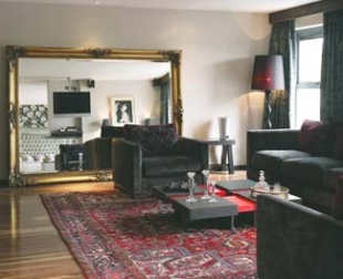 The Twelve Hotel - Barna County Galway Ireland - Suite