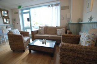 Starfish Cafe & Bistro - Dunfanaghy County Donegal Ireland - Couches