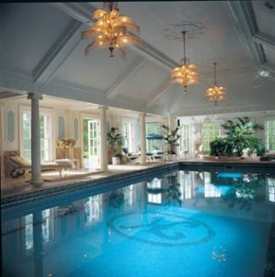 The K Club - Straffan County Kildare Ireland - Swimming Pool