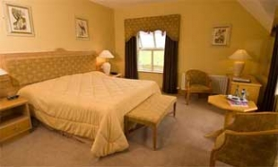 Teach de Broc - Guesthouse Ballybunion County Kerry Ireland - Double Bedroom