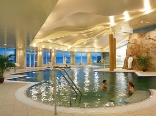 Redcastle Hotel & Spa - Inishowen Peninsula County Donegal Ireland - Thalasso Pool