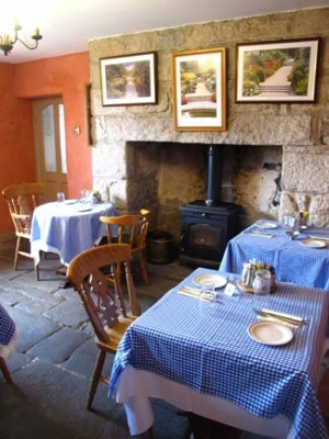 The Forge Restaurant - Ballon County Carlow Ireland - interior