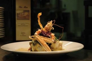 The Fairways Bar & Orchard Restaurant - Nenagh County Tipperary Ireland - Prawn