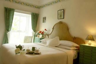 The Anglers Return - Roundstone County Galway ireland - bedroom