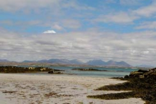 The Anglers Return - Roundstone County Galway ireland - scenery