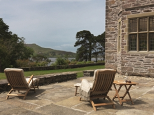 Ard na Sidhe Country House - Terrace