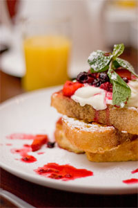 Ariel House - Ballsbridge Dublin 4 Ireland - French Toast