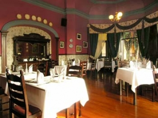 Ballinalacken Castle Country House - Restaurant