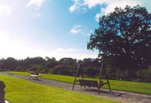 Ballinkeele House - Grounds