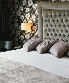 The Twelve Hotel - Barna County Galway Ireland - Bedroom