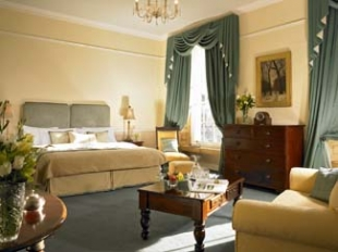 The Old Bank House - Kinsale County Cork ireland - Bedroom