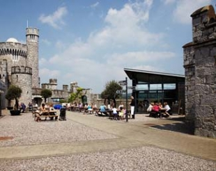The Castle Cafe - Blackrock Castle Cork Ireland