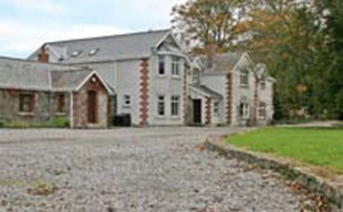 Coolanowle Country House - Ballickmoyler County Carlow Ireland - exterior