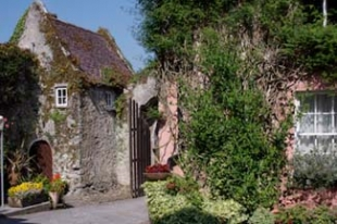 Ballymaloe House - Shanagarry County Cork Ireland - Courtyard