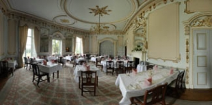Markree Castle - Collooney County Sligo Ireland - Dining Room
