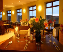 The Dolphin Hotel, Inishbofin - Restaurant
