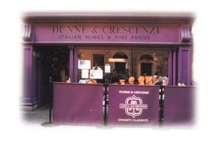 Dunne and Crescenzi, Restaurant Dublin 2