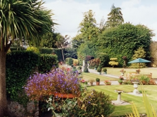 Barrowville Townhouse - Carlow County Carlow Ireland - Garden