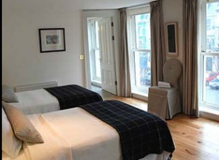 Gilberts Restaurant & Townhouse - Cobh County Cork Ireland - Bedroom