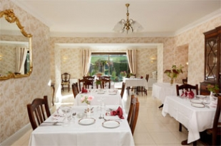 Glasha - Ballymacarbry County Waterford Ireland - dining room