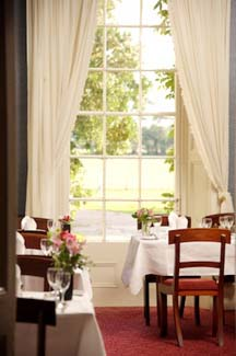 Ballymaloe House - Shanagarry County Cork Ireland - Dining room