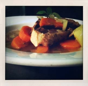 Blairs Inn - Blarney County Cork Ireland - Irish Stew