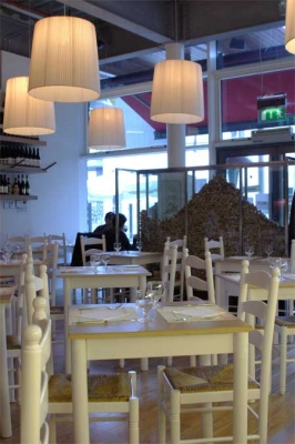L'Officina Restaurant, Dundrum Shopping Centre, Dublin 16
