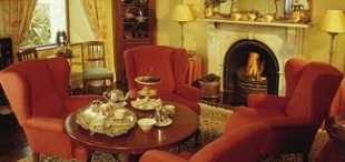 Lough Inagh Lodge - Recess Connemara County Galway Ireland - Drawing Room