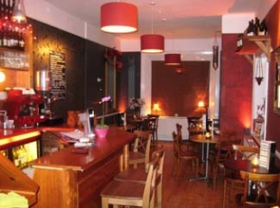 Mimosa Wine & Tapas Bar - Carlow County Carlow Ireland - interior