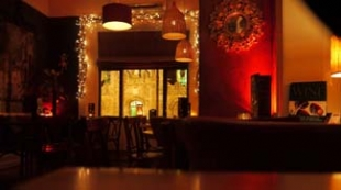 Mimosa Wine & Tapas Bar - Carlow County Carlow Ireland - at night