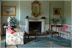 Newport House - Newport County Mayo ireland - lounge