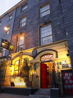 The Old Bank House - Kinsale County Cork ireland - exterior