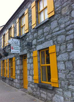 The Old Barracks Pantry, Bakery & Restaurant - Athenry County Galway Ireland - exterior