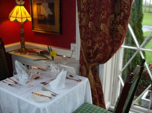 Inch House Country House - Thurles County Tipperary Ireland - Restaurant