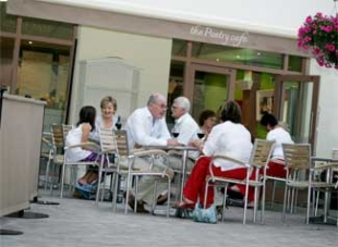 The Pantry Cafe - Nenagh County Tipperary ireland - Al Fresco Seating