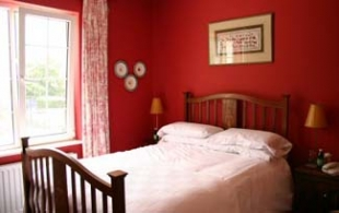 Powersfield House B&B - Dungarvan County Waterford Ireland - double bedroom