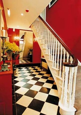 Powersfield House B&B - Dungarvan County Waterford Ireland - hall