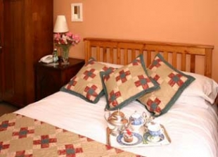 Powersfield House B&B - Dungarvan County Waterford Ireland - bedroom