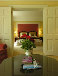 Ross Lake House Hotel - Oughterard County Galway Ireland - Bedroom
