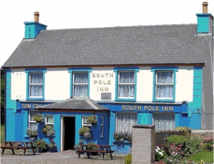 South Pole Inn - Annascaul County Kerry Ireland