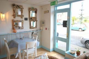 Starfish Cafe & Bistro - Dunfanaghy County Donegal Ireland - interior