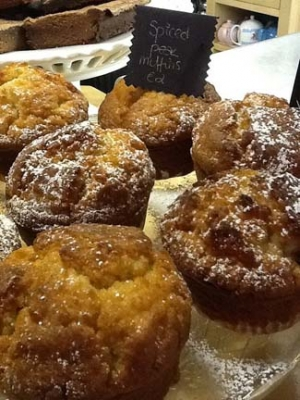 Starfish Cafe & Bistro - Dunfanaghy County Donegal Ireland - Muffins